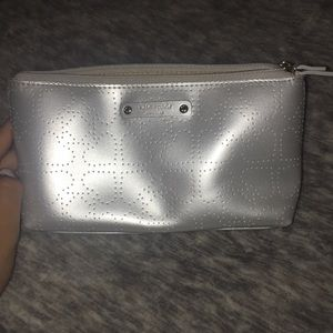 Kate spade sliver coin pouch clutch